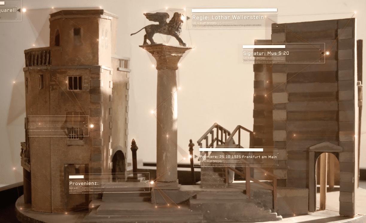 Postproduktion Animation PixelPEC Goethe Universität Frankfurt