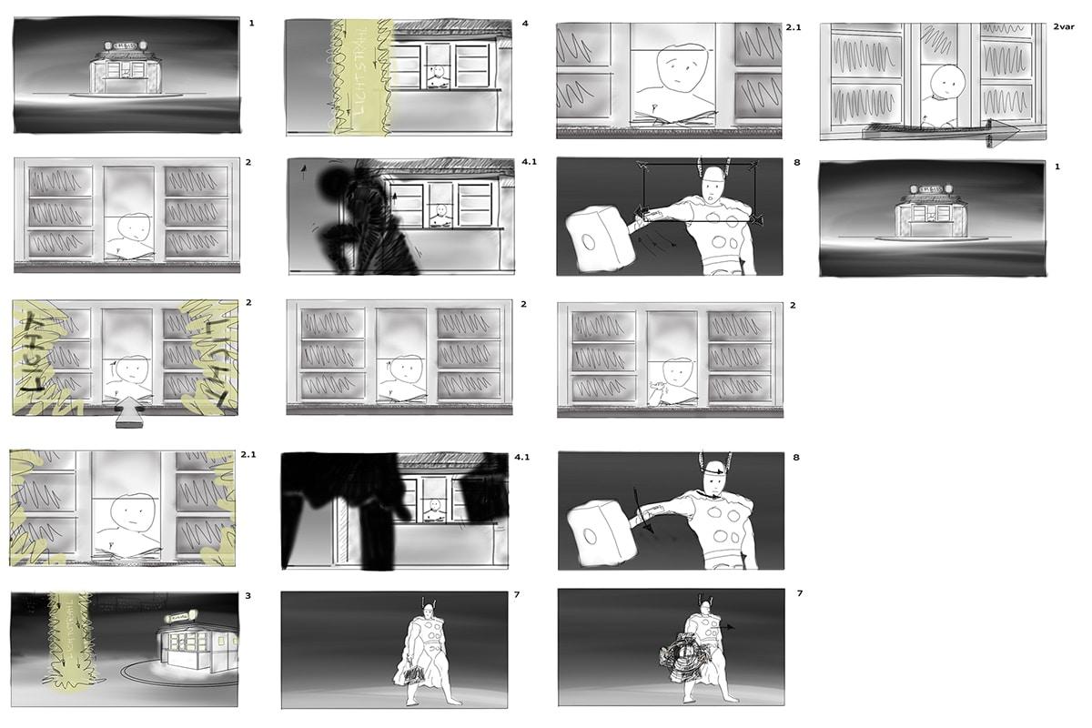 PixelPEC Animation2D Lichter filmfest frankfurt Erklärvideo Erklärfilm IHK