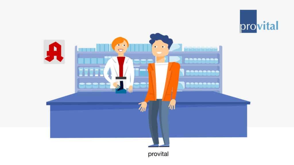 Pharma Erklärvideo PixelPEC Animation