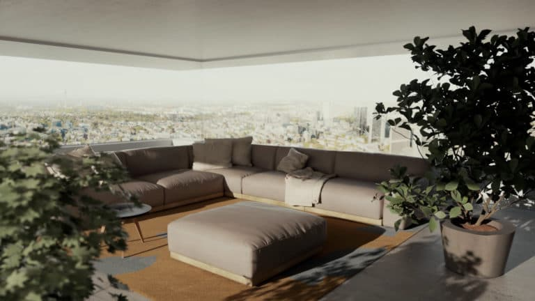 3D Animation Frankfurt Produktvisualisierung Rendering 3D Animation Immobilie Architektur PixelPEC