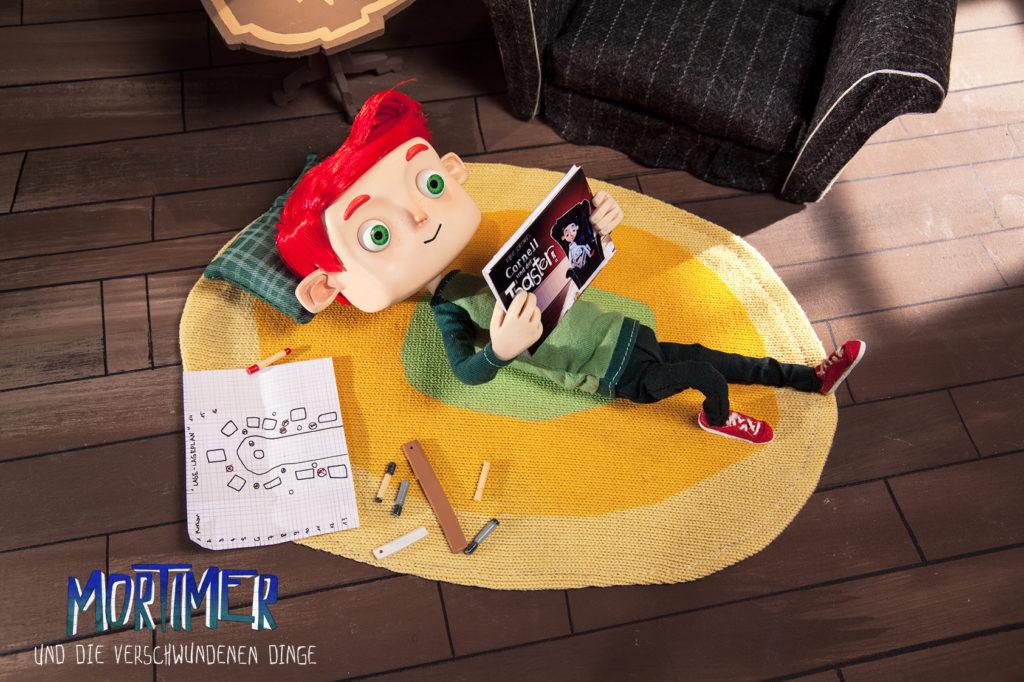 Mortimer und die verschwundenen Dinge PixelPEC